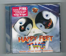 HAPPY FEET TWO - ORIGINAL MOTION PICTURE - CD 23 TRACKS - 2011 - NEUF NEW NEU