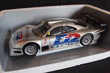 Maisto Mercedes-Benz CLK-GTR 1998 1:18 #1 Schneider / Webber FIA GT (JvM)