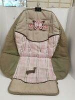 Baby Trend ST 19962 Stroller Fabric Seat Cover cushion Replacement./2009 Pink