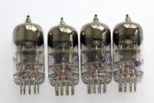 4pcs * 6N3P-E / 6CC42 / 5670 Doppeltriode Röhre