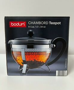 Bodum - Chambord Teekanne - Teezubereiter - Neu und OVP