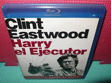 HARRY EL EJECUTOR - CLINT EASTWOOD  - BLU-RAY -