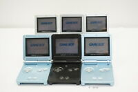 Plz Read Note! Lot 6 of Nintendo GameBoy Advance SP System Console GBA #3851