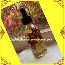 Organic Face Oil Skin Brightening Nourishing Glow Night Serum, Moisturizer, Acne