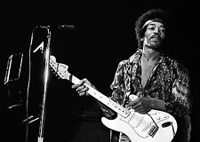 Jimi Hendrix 8x10 Glossy Photo Print #JH3