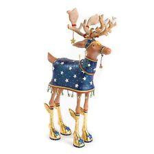 Patience Brewster Krinkles Largest Sz Dash Away Comet Christmas Reindeer Figure