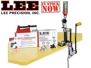 Lee 4 Hole Turret Press with Auto Index Value Kit 90928