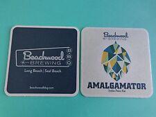 Beer Coaster <> Award Winning BEACHWOOD BBQ & Brewery Amalgamator India Pale Ale
