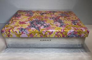 Versace Bright Crystal Perfume EMPTY Storage Designer Box Container VGC