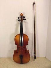 Vintage Ton-Klar Dancla Violin with German Bow, No Case Lewis & Sons Chicago