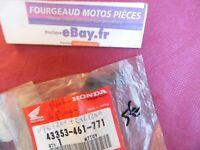 BOUCHON DE PURGE NEUF ORIGINE HONDA VFR 1200 + GL 1200 REF.43353-461-771