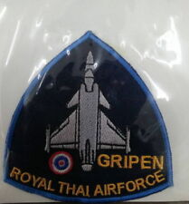 GRIPEN WING 7 RTAF Royal Thai Air Force Patch