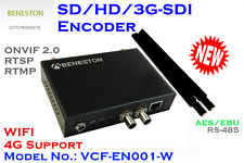 3G-SDI Wireless Encoder /WIFI/4G Support/Broadcast / Onvif/ rtsp/rtmp/IPTV/