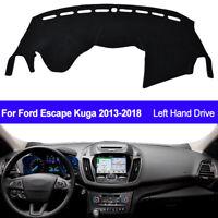 Anti-UV Dash Mat Sunshade Carpet Dash Board Pad Cover Fit For Ford Explorer 11+