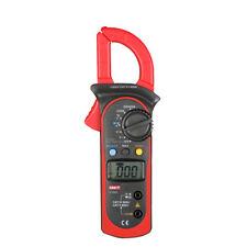 UNI-T UT210E Handheld AC/DC Mini Digital Clamp Meter Resistance Capacitance