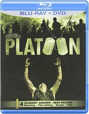 Platoon (Blu-ray-dvd, 2011) -New, Free shipping