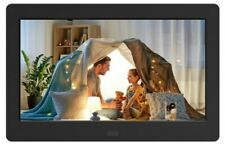 Digital Photo Frame with IPS Screen - Digital Picture Frame with 1080P Video, Mu