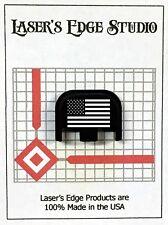 for Glock GEN 5 Rear Slide Back Plate G17 G19 9mm US Flag