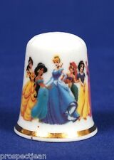 Disney Princesses China Thimble B/92