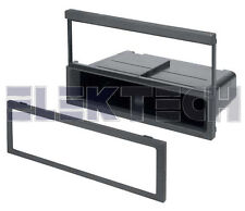 Single DIN with Pocket Radio Dash Replacement Kit for Protege5 1999-2006