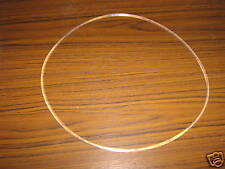 Simpson Sirocco 455 Dryer Blower belt replaces old yellow 1 instructions