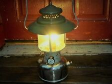 COLEMAN B 1950 Model 228D Gas Pressure LANTERN w/Original Manual catalog + more
