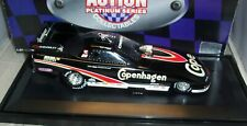 1:24 1997 ACTION NHRA COPENHAGEN CHEVY CAMARO FUNNY CAR RON CAPPS IN CASE MIB