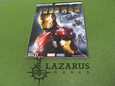 Iron Man Official Strategy Guide by Segate Software Staff and BradyGames...