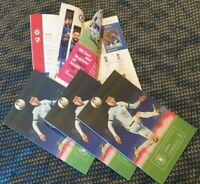 Chelsea v Sevilla(Scored 0:0) Champions League 2020/21 Programme 20/10/2020