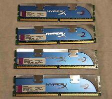Nice HyperX 8GB (4x2GB) 240-Pin SDRAM DDR2 800 (PC2 6400) Desktop RAM