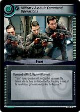 Star Trek CCG 2E What You Leave Behind Military Assault Command Operations 14R35