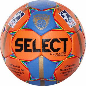 SELECT Handball Ultimate Elite Rainbow  LiquiMoly-HBL  Top Spielball Größe 3