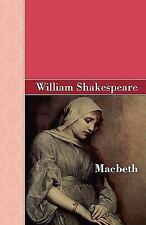 Macbeth (Paperback or Softback)