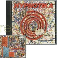 "CD ""HYPNOTIKA"" RARE CD 1992 ITALY - ZAPPALA PLUTONE SPEEDY J WESTBAM THE PRODIGY"