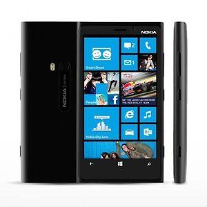 Nokia Lumia 920 32GB Black(Unlocked)Smartphone*Excellent  Condition*Window 8
