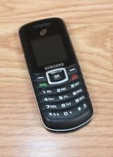 Samsung (SGH T105G) Black TracFone GSM TFT LCD PrePaid Cellular Phone w/ Battery
