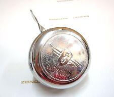 Zündapp Glocke Klingel Chrom mit Emblem 400-17.610 Combinette 423 428 429 433