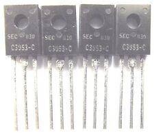 2SC3953 C3953 -C Samsung  Trans GP BJT NPN 120V 0.2A 3-Pin TO-225 x4pcs