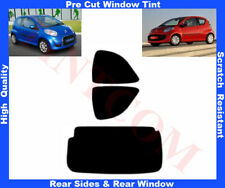 Citroen C1 3D 2005-2013  Pre-Cut Window Tint 5%-50% Rear Window & Rear Sides