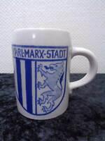 DDR Colditz Cerámica Gres Jarra de Cerveza Karl-marx-stadt-Vintage-Recuerdo