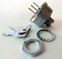 Stens 430-538 Mowers Indak Ignition Switch Husqvarna 506558701 506917101
