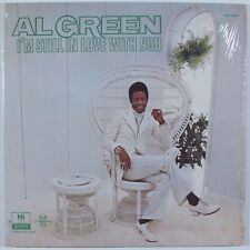AL GREEN I'm Still In Love With You HI SLH 646 TH LP (tan label) shrink '72