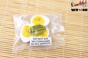 American Girl breakfast egg Retired Julie Snack Set Deviled Eggs fit 18'' D6-4