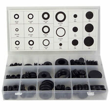 Tool Zone 125pc Rubber Grommet Assortment Set HW182