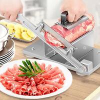 Manuelle Gefrorene Fleisch Slicer Speck Cutter Haushalt Schneiden Maschine