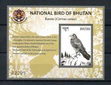 1 Block Width Birds Asian Stamps