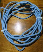 JL AUDIO 2-CH BLUE RCA CAR AUDIO INTERCONNECT CABLES (XB-BLUAIC2-18)