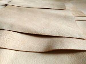 1.1mm panelli pelle cuoio crust A4-A3-A2 10cm a 30cm pellami vegetale naturale