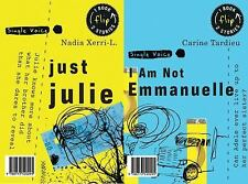 Just Julie and I Am Not Emmanuelle (Single Voice)-ExLibrary