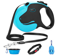 New listing Babyltrl Upgraded Retractable Dog Leash, 360° Tangle-Free Dog Walking Leash for
